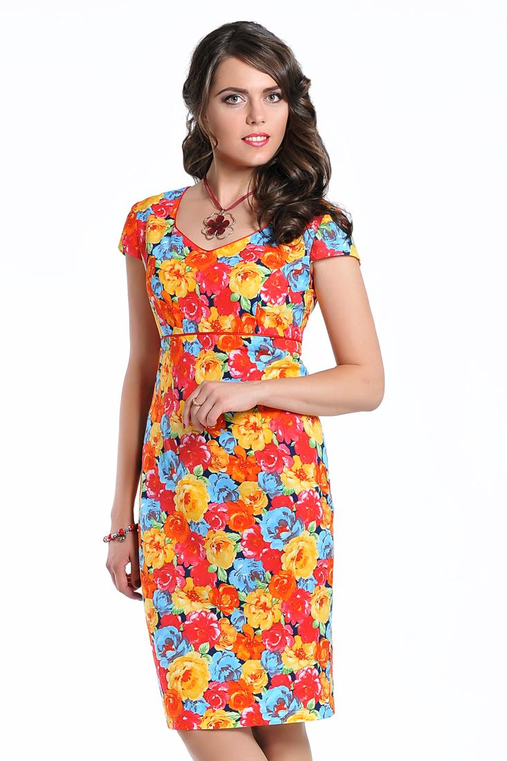 картинки женских летних платьев более